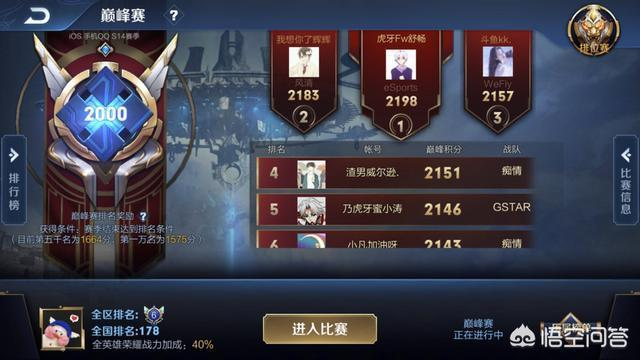 王者榮耀::怎麼擺脫上了王者以後的無聊?