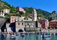 意大利五漁村:碧海藍天間的葡萄美酒夜光杯