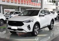 全新轎跑SUV車型,提速7.5秒,配獨立研發7速雙離合,能行嗎?