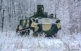 俄軍傘兵部隊進行冬季演練,多種防空導彈亮相