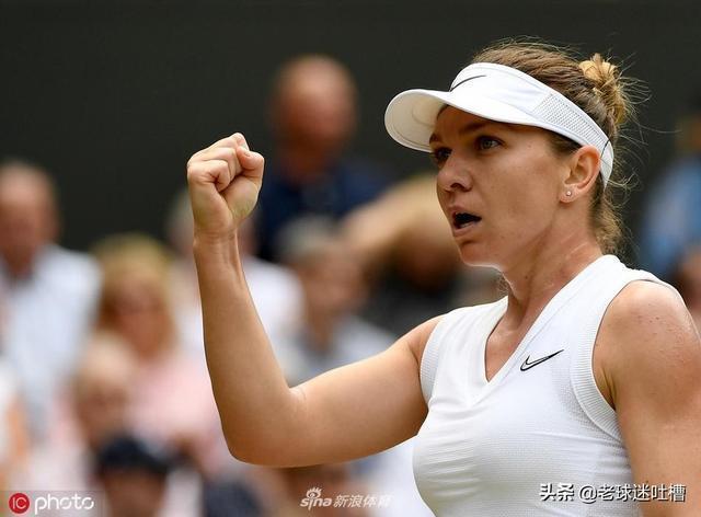 哈勒普橫掃斯維託麗娜 生涯首進溫網女單決賽