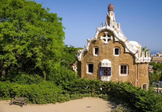 建築——歐洲建築房子
