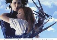 約翰尼·德普和薇諾娜·瑞德定情之作《剪刀手愛德華》