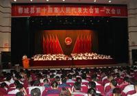 鄲城法院工作報告獲全票通過 王洪彬同志全票當選法院院長