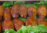 雞翅這樣做最解饞,不用一滴水和油,往鍋裡一倒,簡單又好吃