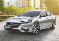 本田又造一好車!新車比邁騰凱美瑞還漂亮,油耗堪比摩托