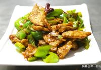 青椒炒肉片怎樣做才好吃?記住這個小技巧,肉片滑嫩入味還不老