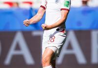 足球——季軍爭奪戰:英格蘭對陣瑞典