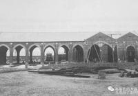 大連1909年電車庫:我國保留年代最久、保持最完整的電車遺蹟