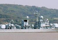 中國南海艦隊之護衛艦