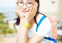 戴眼鏡最好看的女星:迪麗熱巴稍遜趙麗穎,第一名很多人猜不到