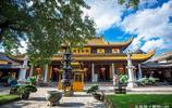 中國佛教第五大名山供奉世界最大彌勒佛,高56.7米重500噸