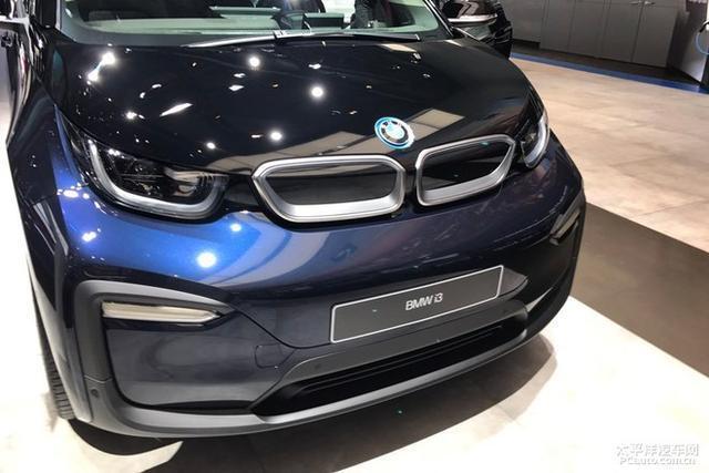 2017法蘭克福車展:新款寶馬i3/i3s亮相