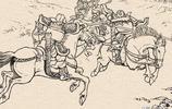 三國125:許褚連斬李傕兩員大將,曹操誇他是樊噲,暴露不臣之心