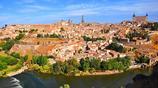 攝影圖集:漫步西班牙的千年故都,欣賞融合了三種不同文化風格的獨特街景和優雅建築