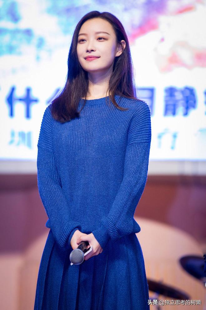 倪妮《雪暴》廣州 深圳 路演圖