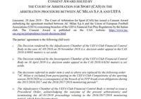 違反財政公平原則,AC米蘭放棄下賽季歐聯杯參賽資格