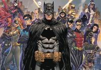 《偵探漫畫》阿卡姆騎士大戰蝙蝠俠,神祕少女組建日曜騎士團!