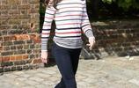 凱特王妃換上褲裝,大腿修長皮膚白皙,說她是萬人迷一點也不為過