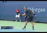 美網公開賽,費雷爾首輪出局