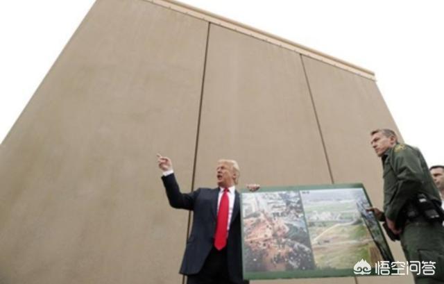 前幾任美國總統大把花錢在戰爭上,評價還不錯,為何特朗普要57億美元建牆卻被罵慘?