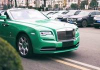 勞斯萊斯曜影現車 相比魅影更具經典美感