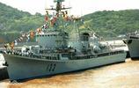 細數70年海軍變化,黃水海軍走向深藍