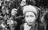 廣西大瑤山1931年,昔日的瑤族山寨