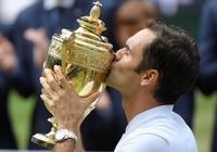 無與倫比 羅傑費德勒贏得了第八屆溫布爾登男子單打冠軍