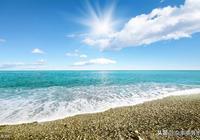 潮汐——褪去氣勢磅礴,還有浪花朵朵