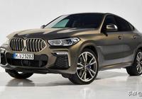 「2020 BMW X6」首次亮相,它真的來了