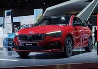 斯柯達SCALA掀背車在歐洲火,如果來中國你會買嗎?
