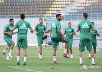 0623足球:阿爾及利亞vs肯尼亞