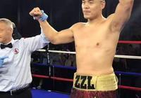 張志磊第16場比賽TKO獲勝!