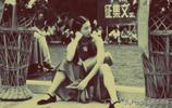 80年代老照片:圖2是修鞋的美女,圖5像極了愛情!