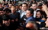 """""""政治浪人""""薩卡什維利重返烏克蘭,受到熱烈歡迎"""