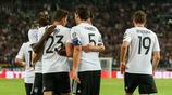 世界盃冠軍德國隊六球大勝挪威,時隔十一年再次戰勝北歐球隊