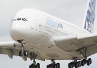 世界最大客機空中客車A380, 載客容量550人