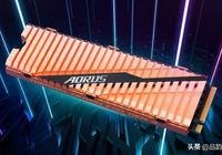 技嘉的下一代固態硬盤PCIe 4.0強大的難以置信