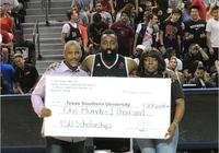 哈登為德克薩斯南方大學捐款10萬美元