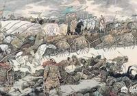 為什麼戰國七國每個國家都有幾十萬軍隊,而汗朝組織幾十萬打匈奴都難?