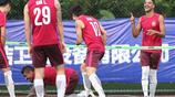 中超-廣州恆大淘寶備戰 眾將大玩網式足球氣氛嗨