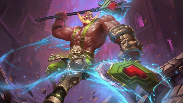王者榮耀正式服更新:凱成為過去式,最強戰士為以下三位!