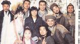 黃日華版《天龍八部》幕後珍貴照片,那時候的李若彤真美!