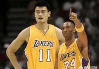 科比說一直盼與姚明合作,如果當初姚明選擇加盟湖人,那麼他倆聯手能拿總冠軍嗎?