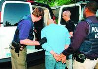 特朗普嚴打非法移民 被捕者倍增