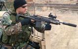 軍事丨美軍特種作戰特別改進型,M14突擊隊員卡賓槍