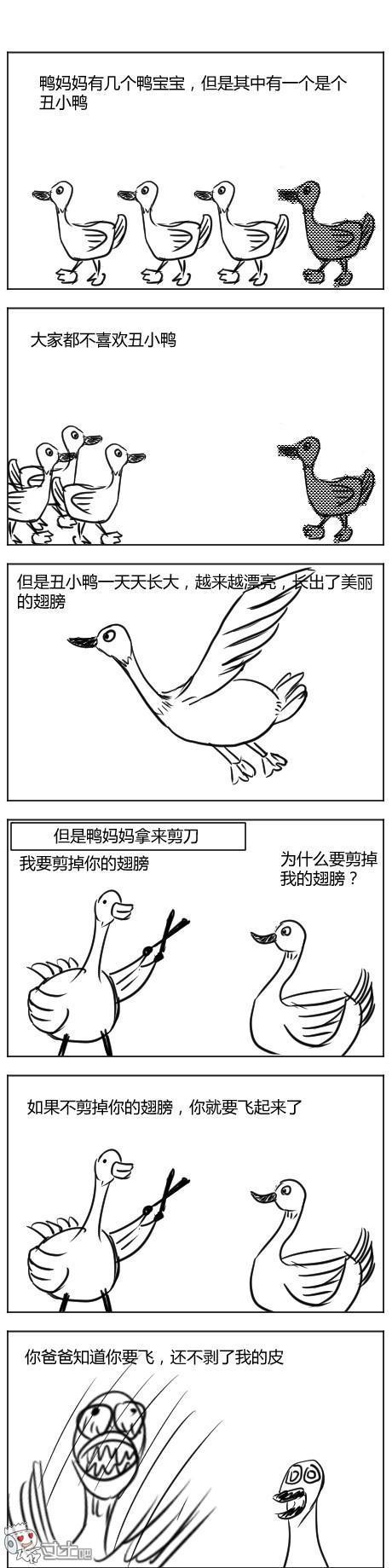 醜小鴨的小故事