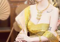 英國-冰島混血性感嫩模Jessie Vard拍泰裝寫真