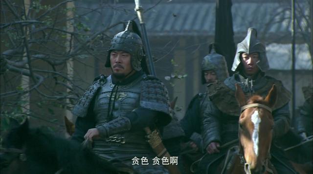 平手大王許褚打呂布、馬超都沒事,卻被一人連敗兩次